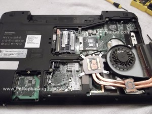 Lenovo Ideapad Overheat Repair