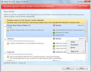 HitmanPro - Anti Malware Scanner