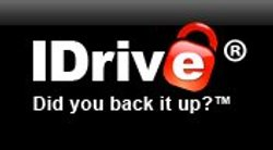 IDrive Data Backup