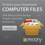 MozyHome On Line Backup 10% OFF Any Subscription!