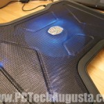 Laptop Cooler Review &#8211; Cooler Master NotePal X2 USB Laptop Cooler