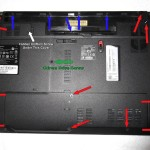 Gateway NV53A75U / NV53 Laptop Disassembly Guide