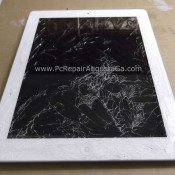 iPad 2 Shattered Screen Repair
