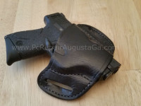 M&P Shield Bulldog Leather Holster